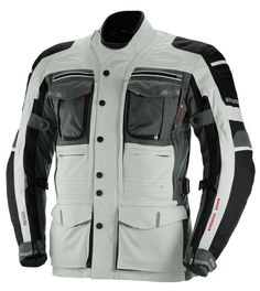 MONTEVIDEO 2 Motorcycle Jacket - All Season Wear - iXS Motorcycle Fashion