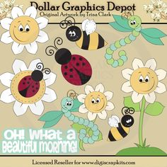 Beautiful Morning - *DGD Exclusive* - $1.00 : Dollar Graphics Depot, Your Dollar Graphic Store