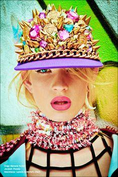 """Kaltblut Magazine- """"New Kid on My Block"""""""