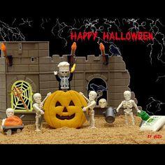 Halloween clickero 4 #Halloween #quemegustaunclick #clickmania #click #playmobil #playmobilfan #toyplanet #toyphotography #mylife #playmoart #playmoartr #playmofigures