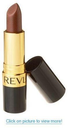 Revlon Super Lustrous Lipstick Pearl, Iced Mocha 315, 0.15 Ounce