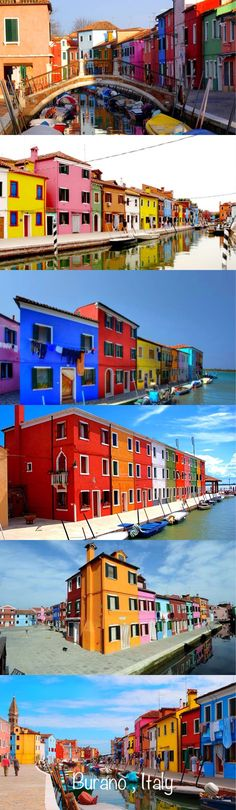 The #island_of_colour, #Burano - #Italy http://en.directrooms.com/hotels/subregion/2-31-1095/