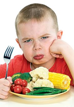 Picky Eater or Feeding Disorder? Strategies for determining the difference