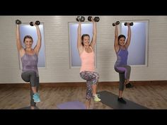 So you only have 15 minutes. No problem. You can still work your entire body and burn 150 calories! Yep, we will warm you up, work you out, and cool you down