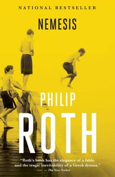 Nemesis by Philip Roth. Quick read, great story.