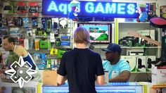 """Came across an interesting video by Cloth Map about Brazil's """"grey"""" video game market. Lots of variants and neat-o licensed clone consoles produced in Brazil."""