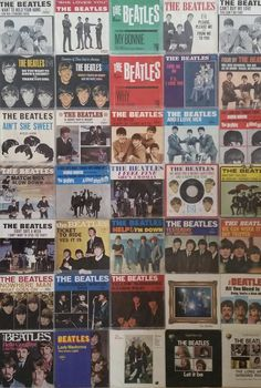 Can't Buy Me Love, Love Her, Beatles Albums, Beatles Love, She Loves You, You And I, Photo Wall, Baseball Cards, Cover