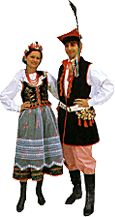 A source of Polish Customs information for the Polish-American Community living in Toledo, Ohio with Polish Pride Buy Costumes, Adult Costumes, Folk Costume, Red Skirts, My Heritage, Krakow, Shirt Price, Historical Clothing