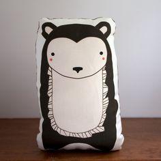 Plush Bear Pillow