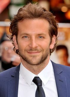 Seriously, every time I look at this picture of Bradley Cooper it is a very real possibility that I will short my keyboard out with drool! :D