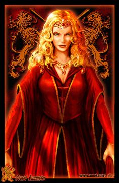 Cersei Lannister by Amok by ~Xtreme1992 on deviantART