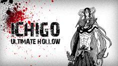 Desenhando Ichigo Ultimate Hollow