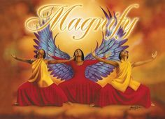 Magnify - African American Christmas