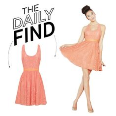 """The Daily Find: Alice + Olivia Dress"" by polyvore-editorial on Polyvore"
