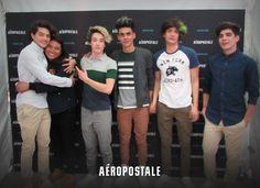 Meet & Greet con CD9 en el #AeroFestMX 2016 | #Aeropostale #Aeropostalemx #AeroFallMx #CD9 #Aero