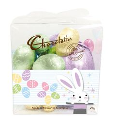 EAS246 - The Chocolatier Easter Eggs Abundance Gift Pack New contains 4 units per box with a weight of 476g