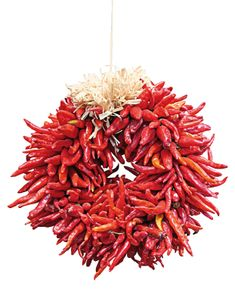A pepper wreath- it