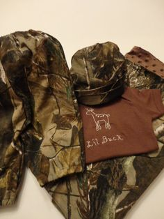 my little kids will be decked out in camo :)