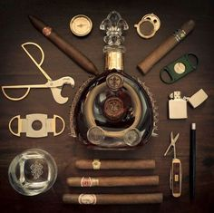 Redheads, Guns, Whisky, Cigars and everything else I enjoy. Cigars And Whiskey, Good Cigars, Pipes And Cigars, Zigarren Lounges, Liquor List, Cigar Art, Cigar Club, Cigar Accessories, Smoking Accessories