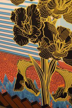 Henri van Nuenen - expo 'Design uit het land van de aardappeleters' #dutchdesign #colour