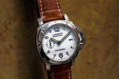 PAM 523 -- 42mm - Rolex Forums - Rolex Watch Forum Rolex Watches, Watches For Men, Leather, Black, Men's Watches, Black People
