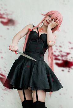 gasai yuno cosplay - Google keresés