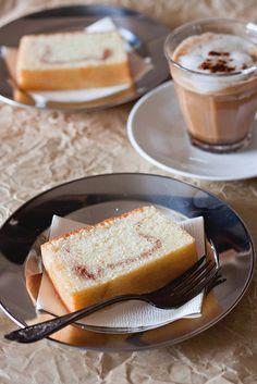 Tish Boyle's Cinnamon Swirl Buttermilk Cupcake