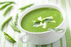 Crema Sopa de Tofu y Verduras