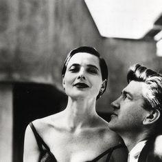 Isabella et David par Helmut Newton