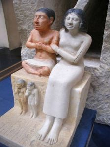 Seneb statue
