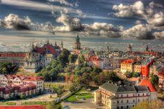 Lublin, Poland by Daniel Rotkiewicz on 500px