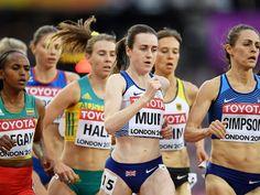 Laura Muir cruises into 1500m final while Katarina Johnson-Thompson recovers from slow heptathlon start