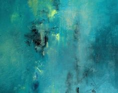 Abstract Art // Blue