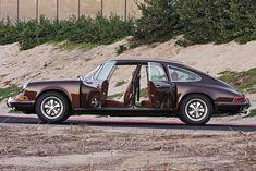 Porsche 911 Viertürer (1967)