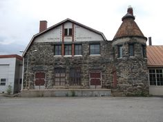 Old Dairy in Isokyrö