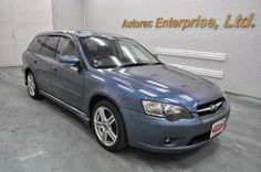 Japanese vehicles to the world: 2003 Subaru Legacy 2.0R 4WD for Botswana to Durban...