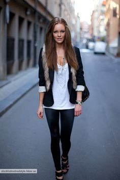 perfect casual outfit.