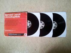 Bernard Lenoir, L'Inrockuptible. Triple vinyle collector.