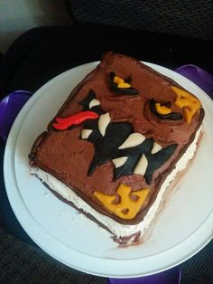 """ShieldPowerList on Twitter: """"@krinumnurse awesome cake. was his entire party Nexo Knight-themed?"""""""
