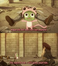 Gajeel does have a heart (I thought Levy took it xD)