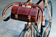 Detroit Cargo Jefferson Handlebar Bag. $84