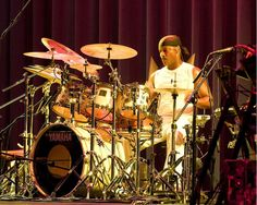 Sonny Emory (Earth, Wind & Fire - Drums, Vocals)