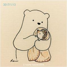 Nice simple bear design