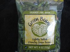 Trader Joe's List: Lightly Salted Crunchy Green Beans