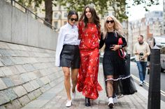 Streetstyle | Fashion Week | Fashion blogger | Check out more streetstyle looks on Fashionchick.nl