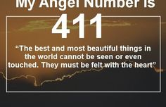 Angel Number 411 and its Meaning