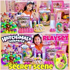 Hatchimals and LOL Surprise!!Two of our favourite toys!! Loving the new colorful Hatchimals Secret Scene Playset! Check out our YouTube video to see what inside this awesome Hatchimals Secret Scene Playset (link here https://youtu.be/vRMracCTWDk) or in our bio @superstoyreview #collectlol #lolsurprise #hatchimals #hatchimalscolleggtibles #hatchingeggs #lolsurpriseseries3 #lolsurpriseseries3wave2 #lolseries3 #lolseries3wave2 #lolpearlsurprise #lolpearl #lolpearlsurprisewave2…
