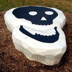 Funky Bones by Atelier Van Lieshout, 100 Acres Sculpture Park, Indianapolis