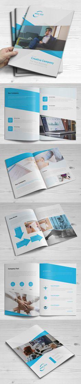 Minimalist Business Brochure Template