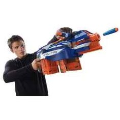 Here's a cool gift guide featuring all the most popular NERF Guns.